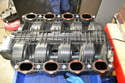 There are eight individual gaskets, one for each intake runner on the manifold.