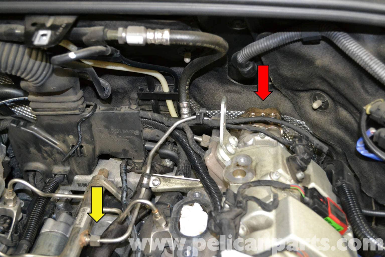 Porsche Cayenne High Pressure Fuel Pump Replacement 955