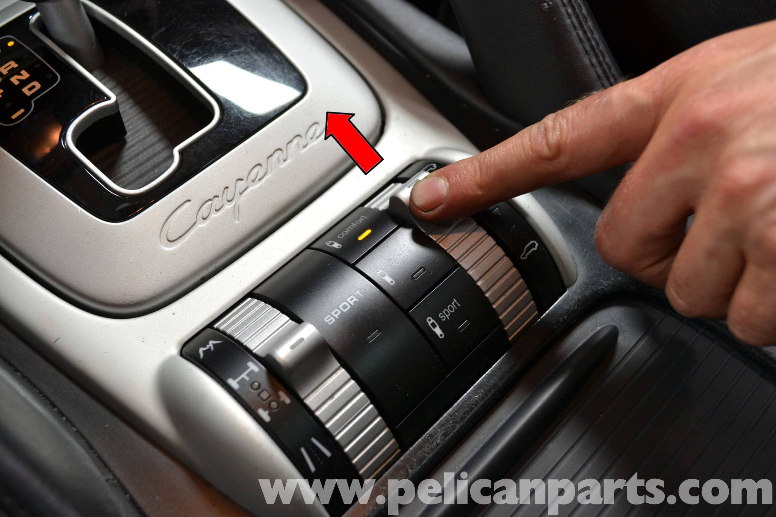 Porsche Cayenne Prepping your Air Suspension Cayenne to Lift (955