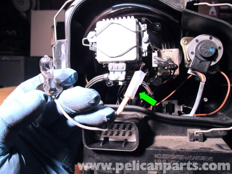 Porsche Cayenne Light Bulb Replacement 2003 2008