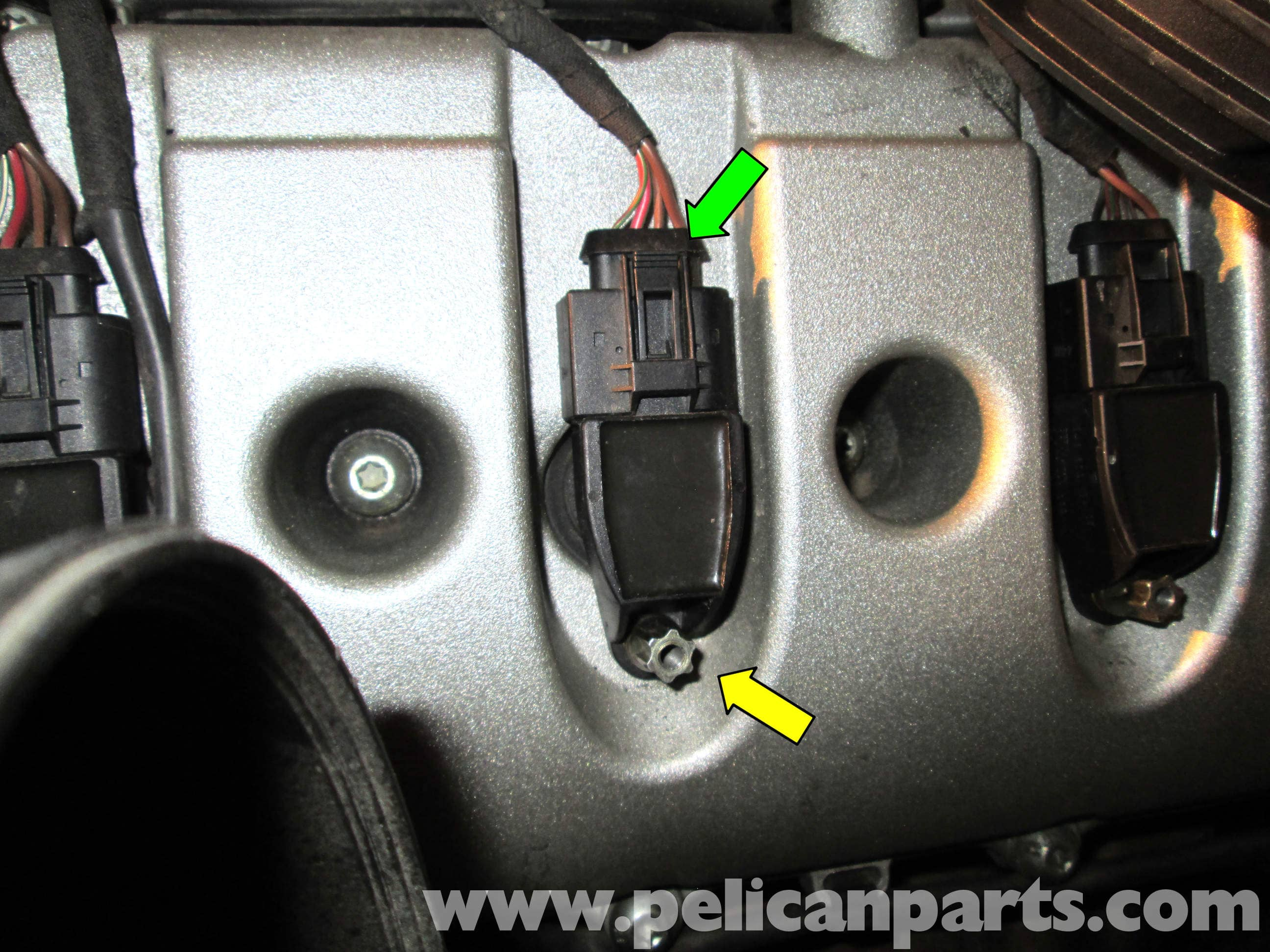 pic04 porsche cayenne coil pack and spark plug replacement 2003 2008  at gsmportal.co