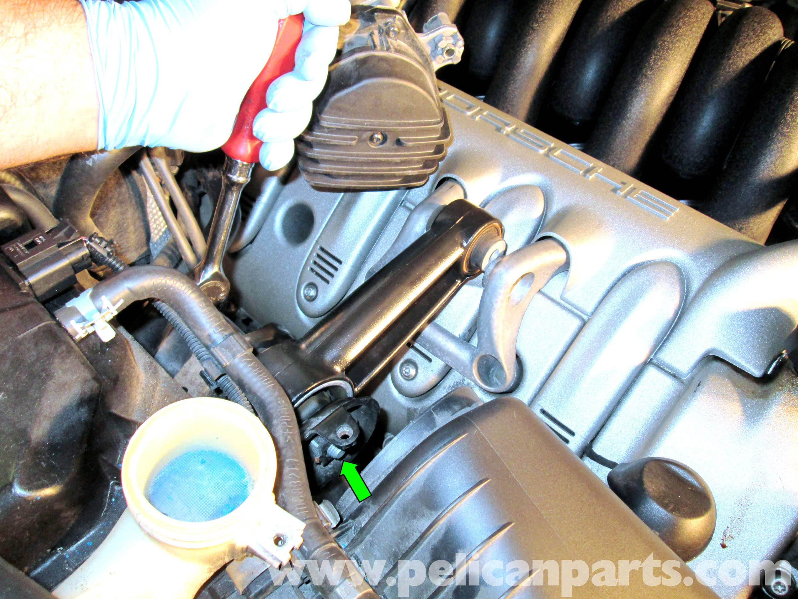 Porsche Cayenne Coil Pack and Spark Plug Replacement | 2003-2008 ...