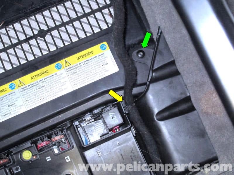 Porsche Cayenne Battery Replacement