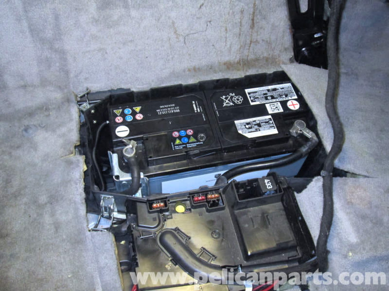 Porsche Cayenne Battery Replacement 2003 2008 Pelican