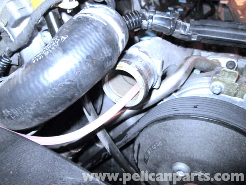 Porsche Cayenne Thermostat Replacement 20032008 Pelican Parts Rhpelicanparts: Porsche Cayenne Thermostat Location At Gmaili.net