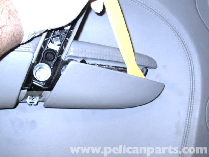 Porsche Cayenne Front Door Panel Removal | 2003-2008 | Pelican Parts ...