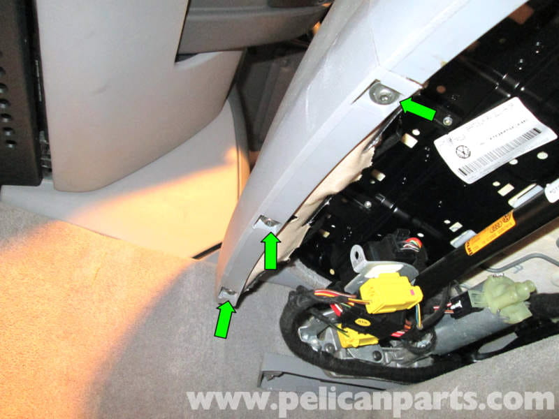 Porsche Cayenne Power Seat Switch Replacement | 2003-2008 | Pelican ...