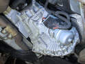Shown here is the transfer case on the Porsche Cayenne.