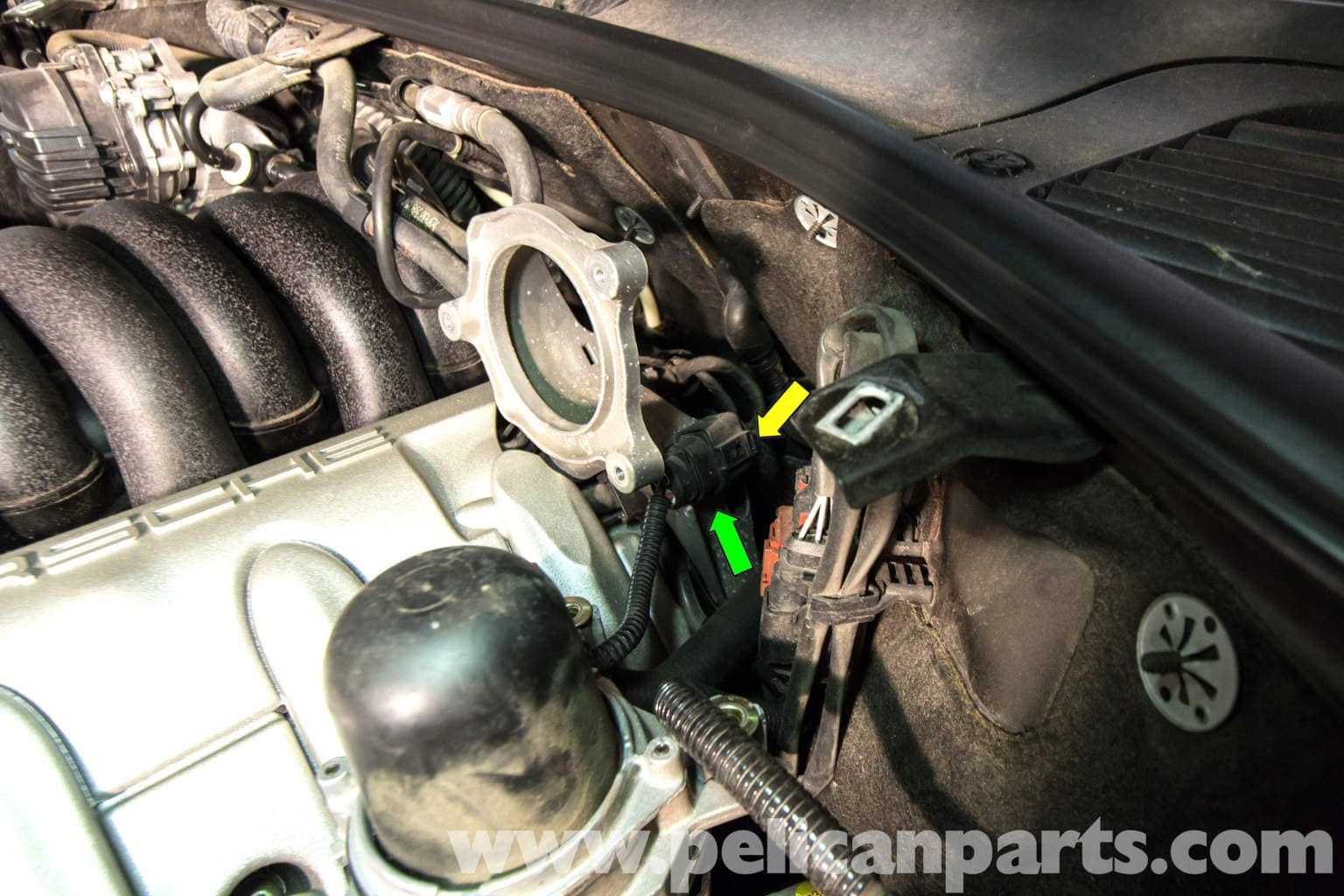 Porsche Cayenne Secondary Air Pump Replacement 2003 2008