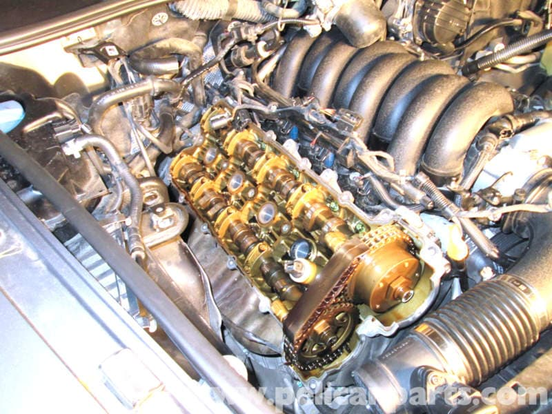 The Valve Cover Gaskets Can Also Be A Source Of Vacuum Leaks: 2005 Porsche Cayenne Engine Diagram At Satuska.co