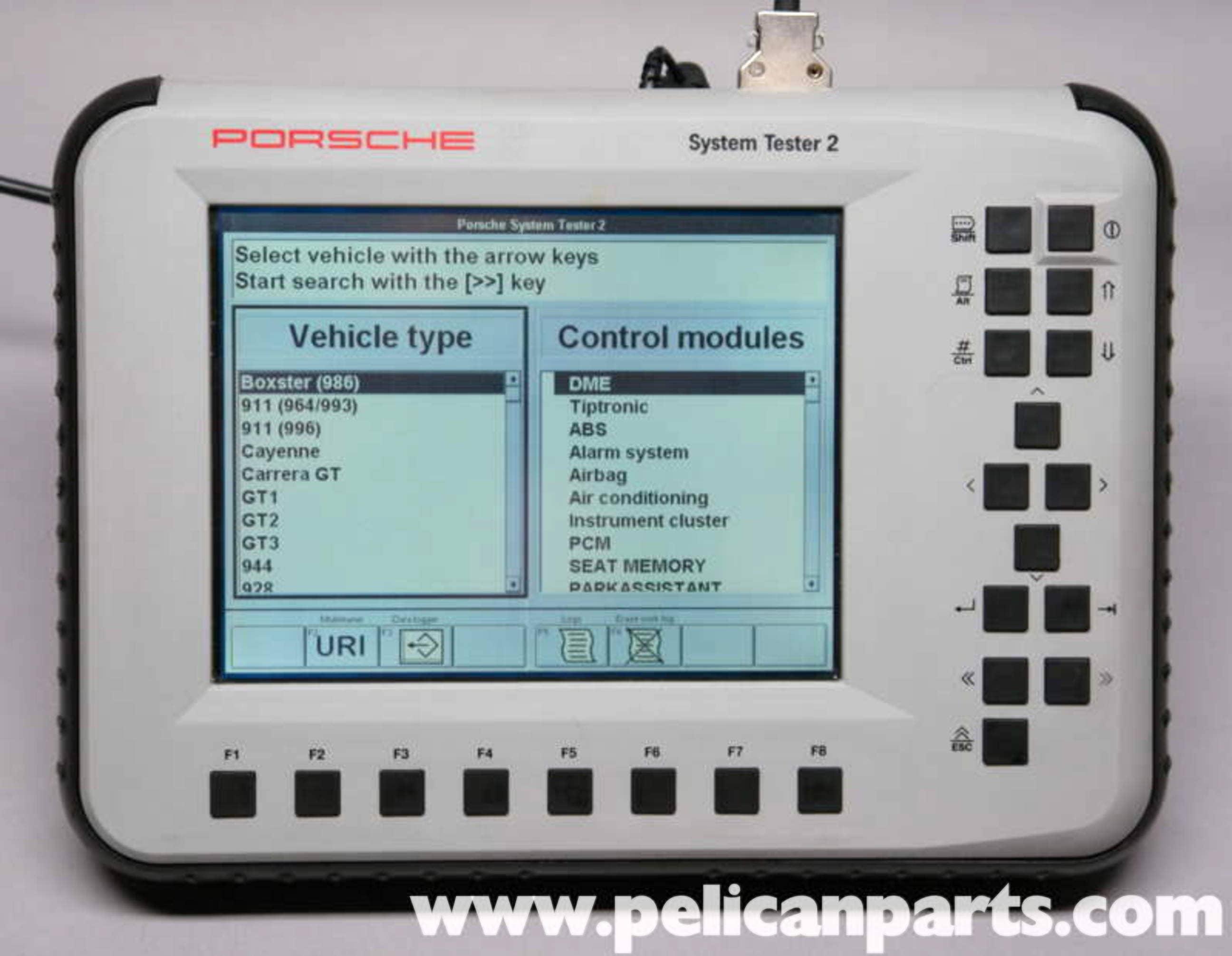 Porsche Cayenne Reading Fault Codes | 2003-2008 | Pelican Parts DIY