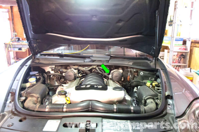 pic02 porsche cayenne crankshaft position sensor replacement 2003 2008  at mifinder.co