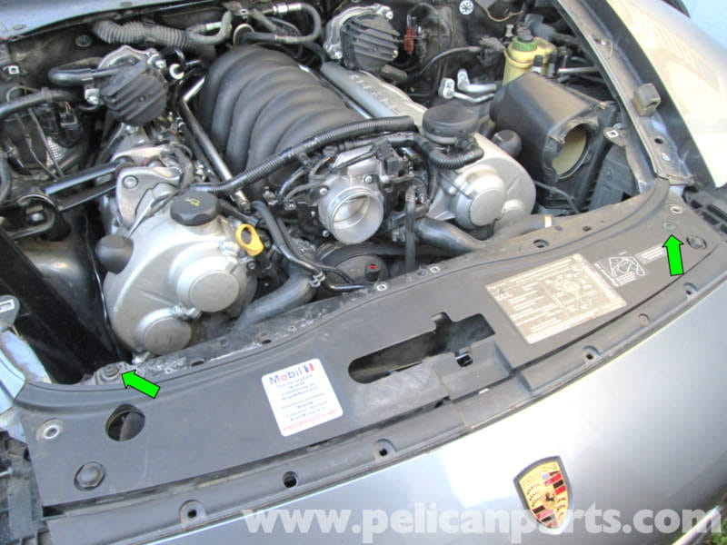 Porsche Cayenne Radiator Fan Replacement 20032008 Pelican Parts Rhpelicanparts: 2007 Porsche 911 Cooling Fan Fuse Location At Elf-jo.com