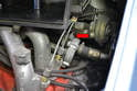 The number six cylinder is the most difficult to remove (red arrow) because of all the engine accessories around it.