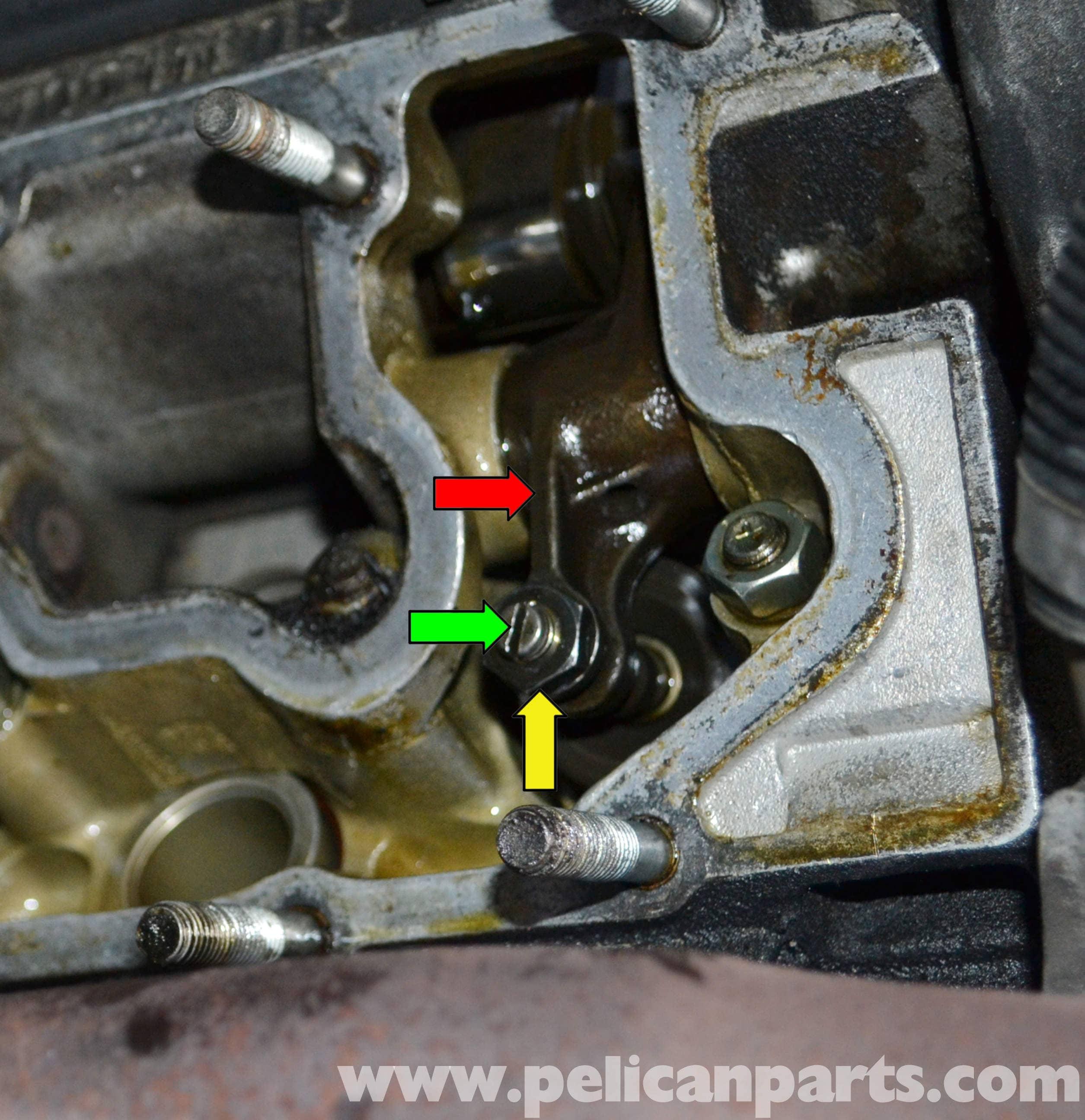 Porsche 911 Kirk Engines Valve Adjustment Procedure | 911 (1965-89
