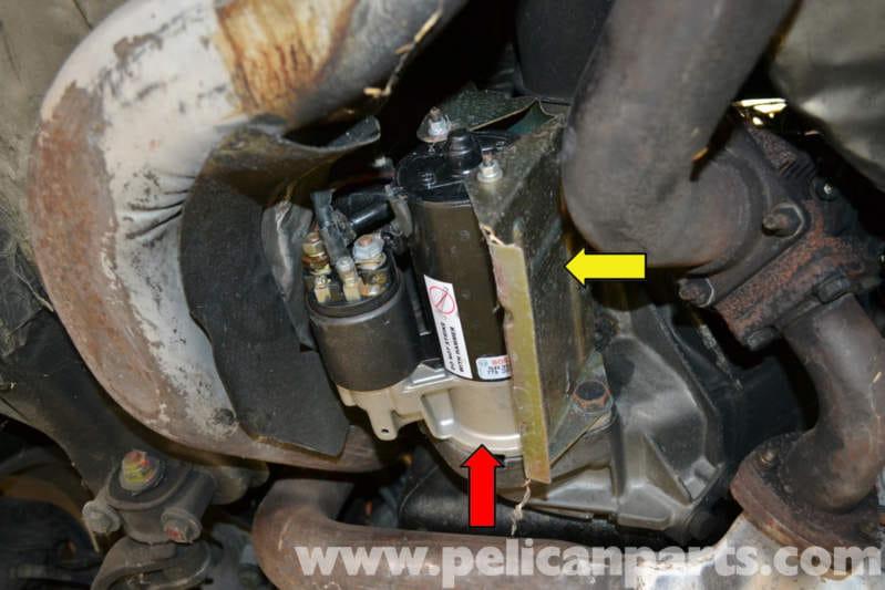 porsche 944 turbo starter replacement 1986 1991 pelican parts rh pelicanparts com Porsche 959 porsche 944 starter wiring diagram