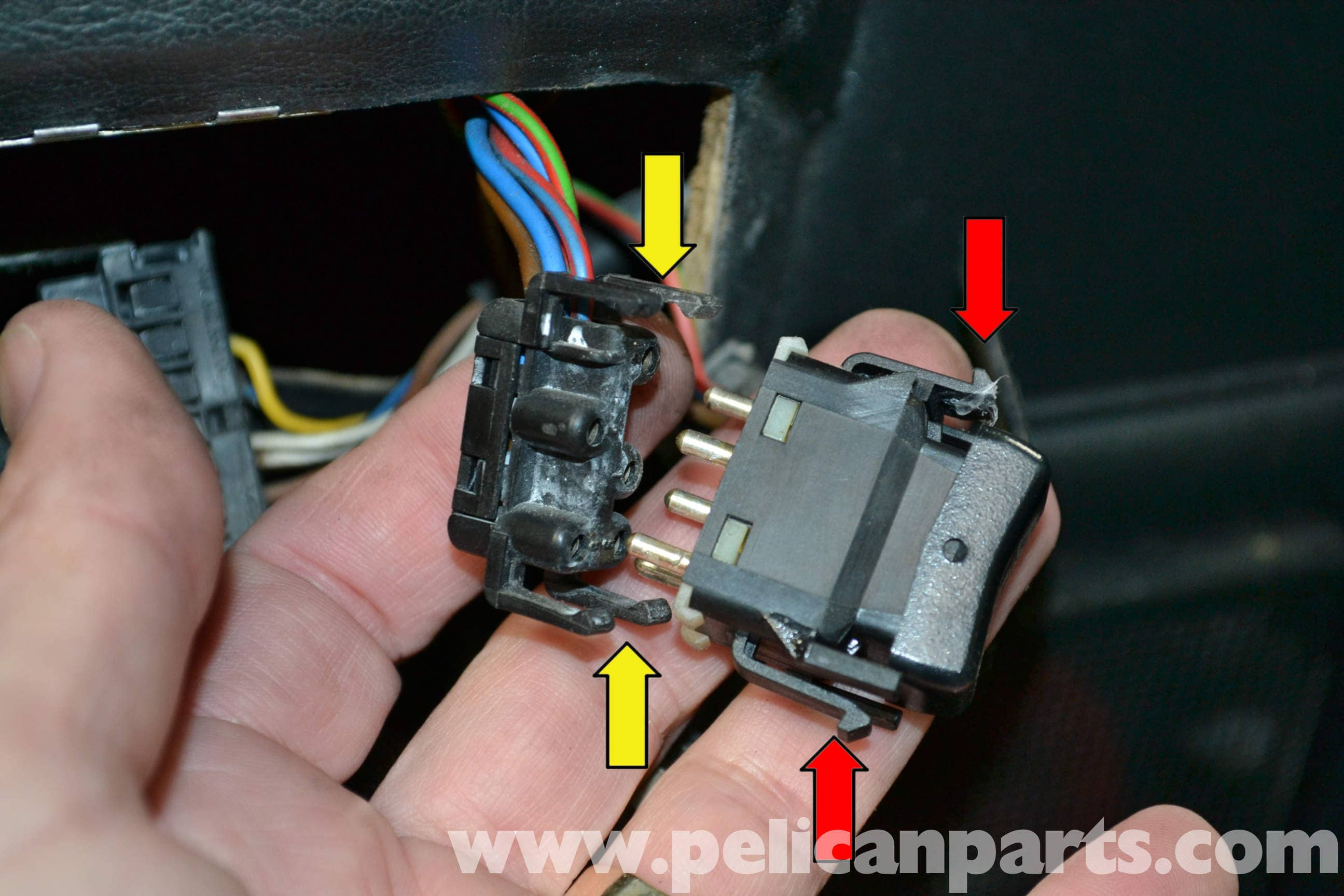 porsche 911 power window wiring diagram    porsche    944 turbo    window    and mirror switch replacement     porsche    944 turbo    window    and mirror switch replacement
