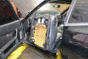Front Seats - I like to pivot the seats and remove them underside first; this helps to prevent scratches caused by the rails.
