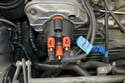 Make sure to number both the wires and the distributor to eliminate confusion while working.