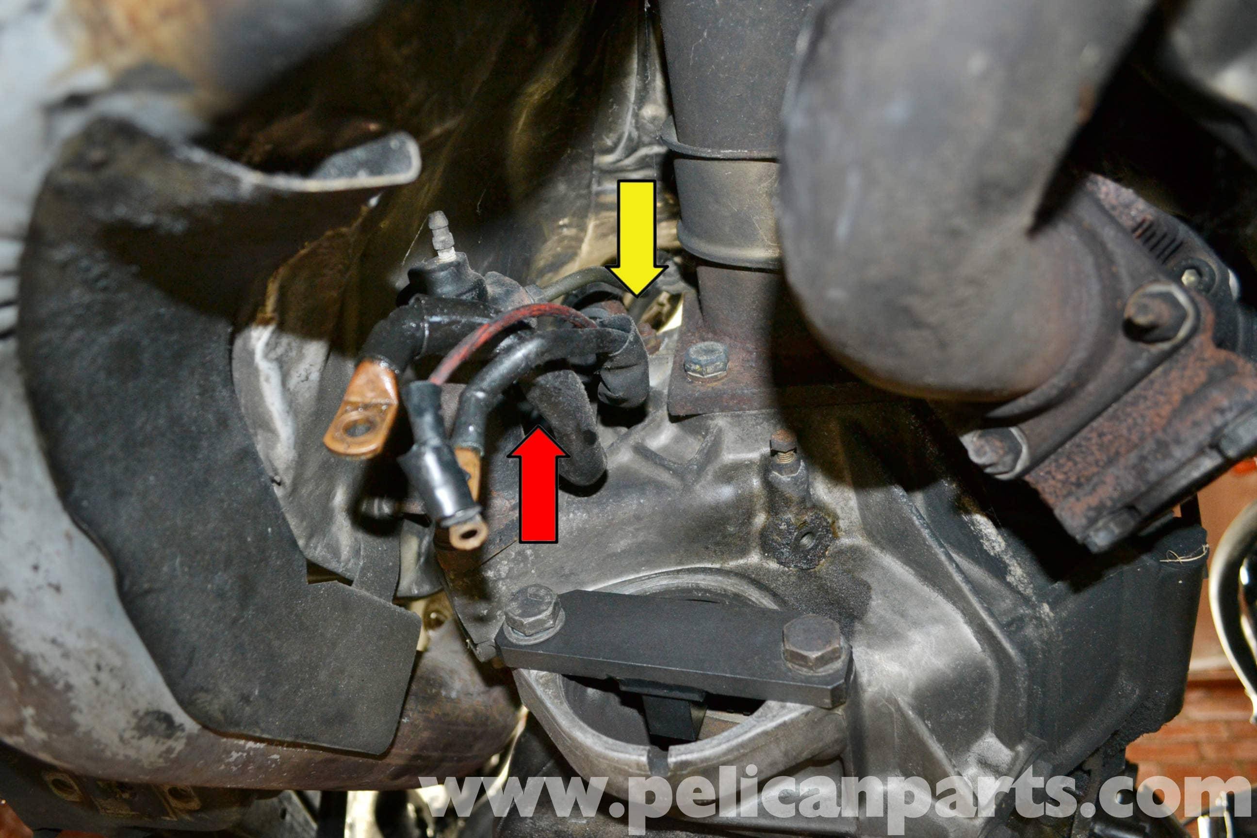 porsche 944 starter wiring diagram
