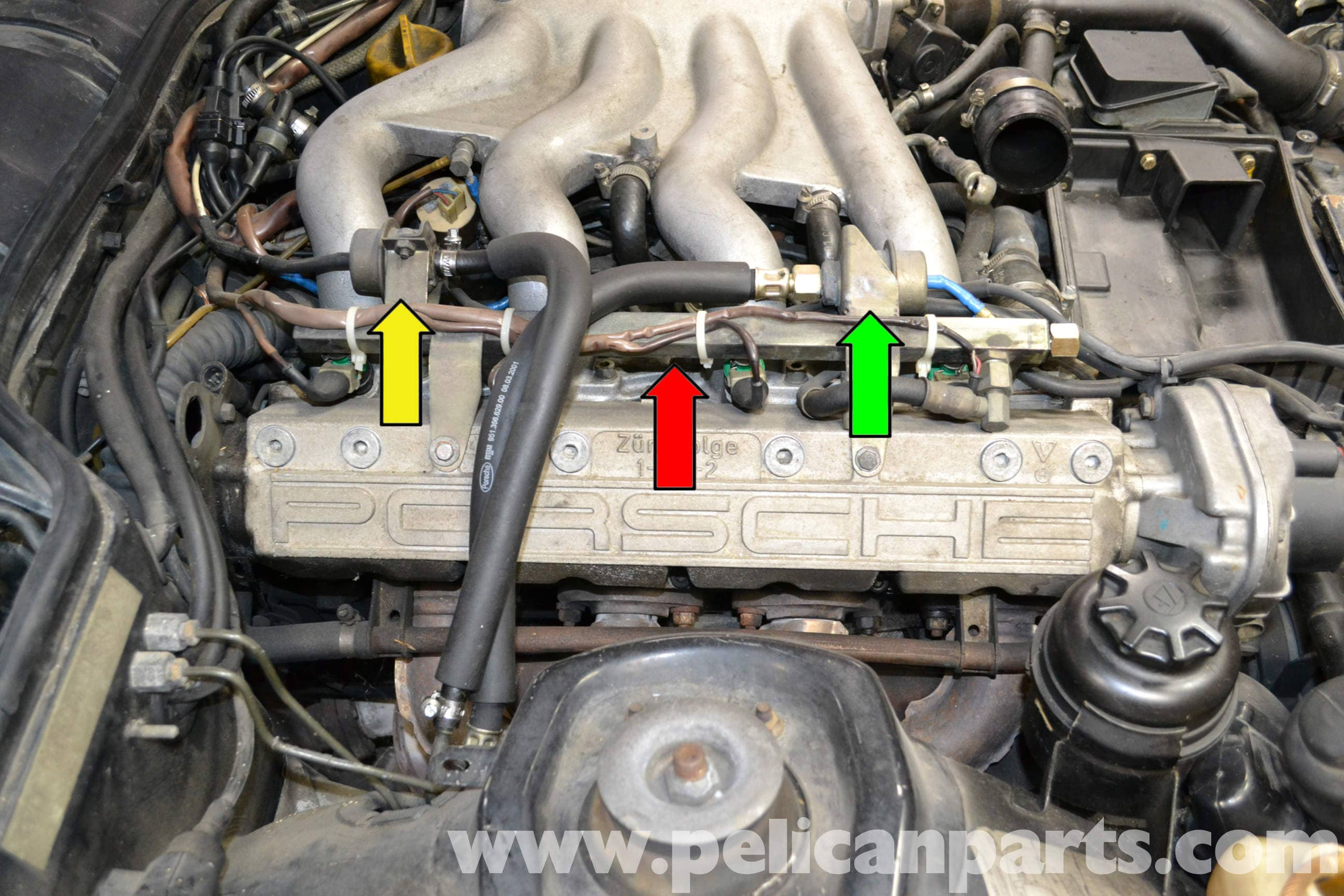 Astonishing Porsche 944 Turbo Fuel Injector Replacement 1986 1991 Pelican Wiring Database Numdin4X4Andersnl