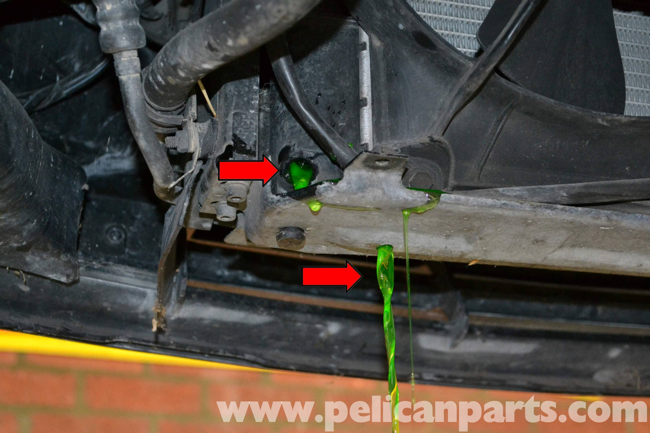 Porsche 944 Turbo Coolant Flush And Replacement 1986 1991