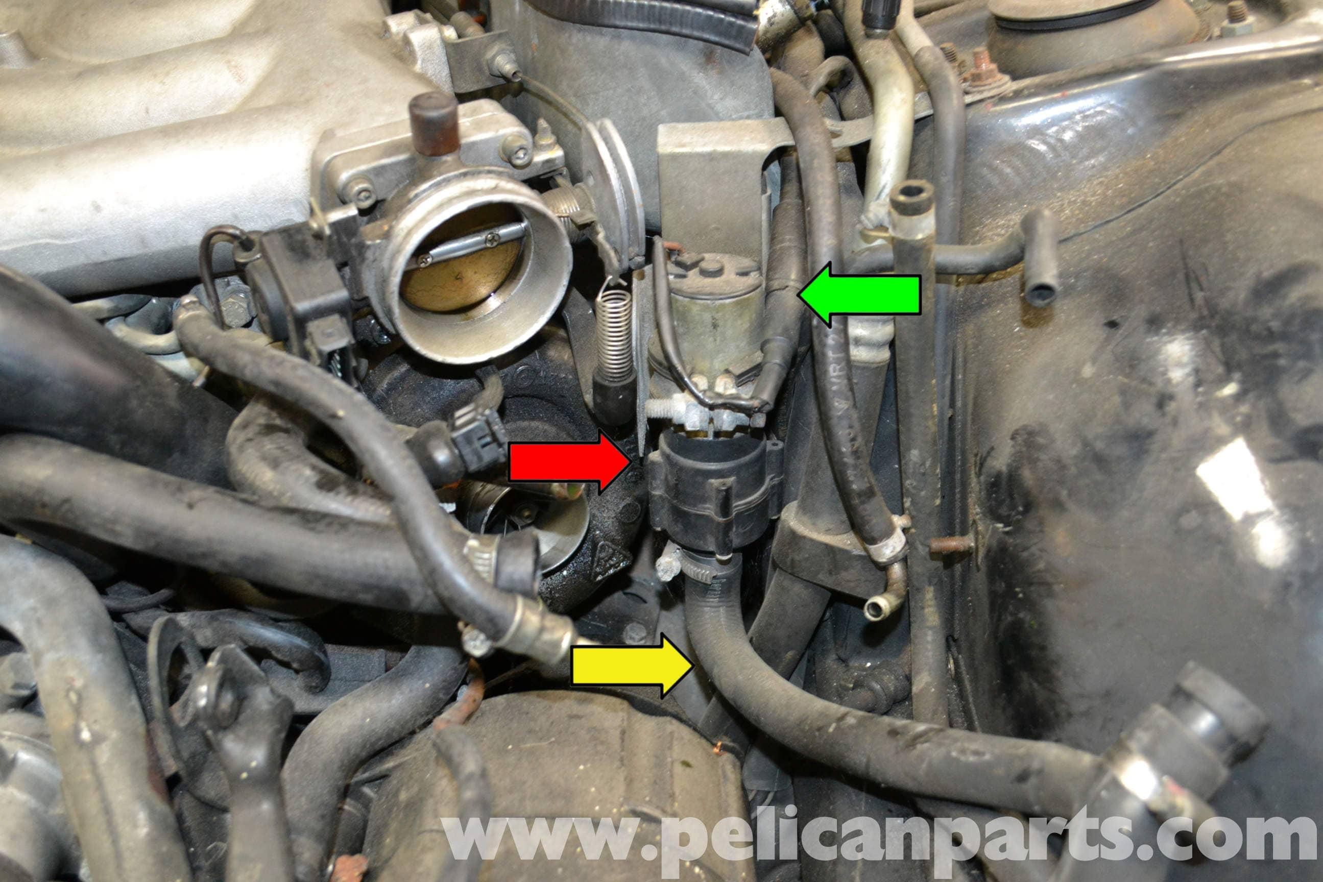 Porsche 944 Turbo Coolant Pump Replacement 1986 1991