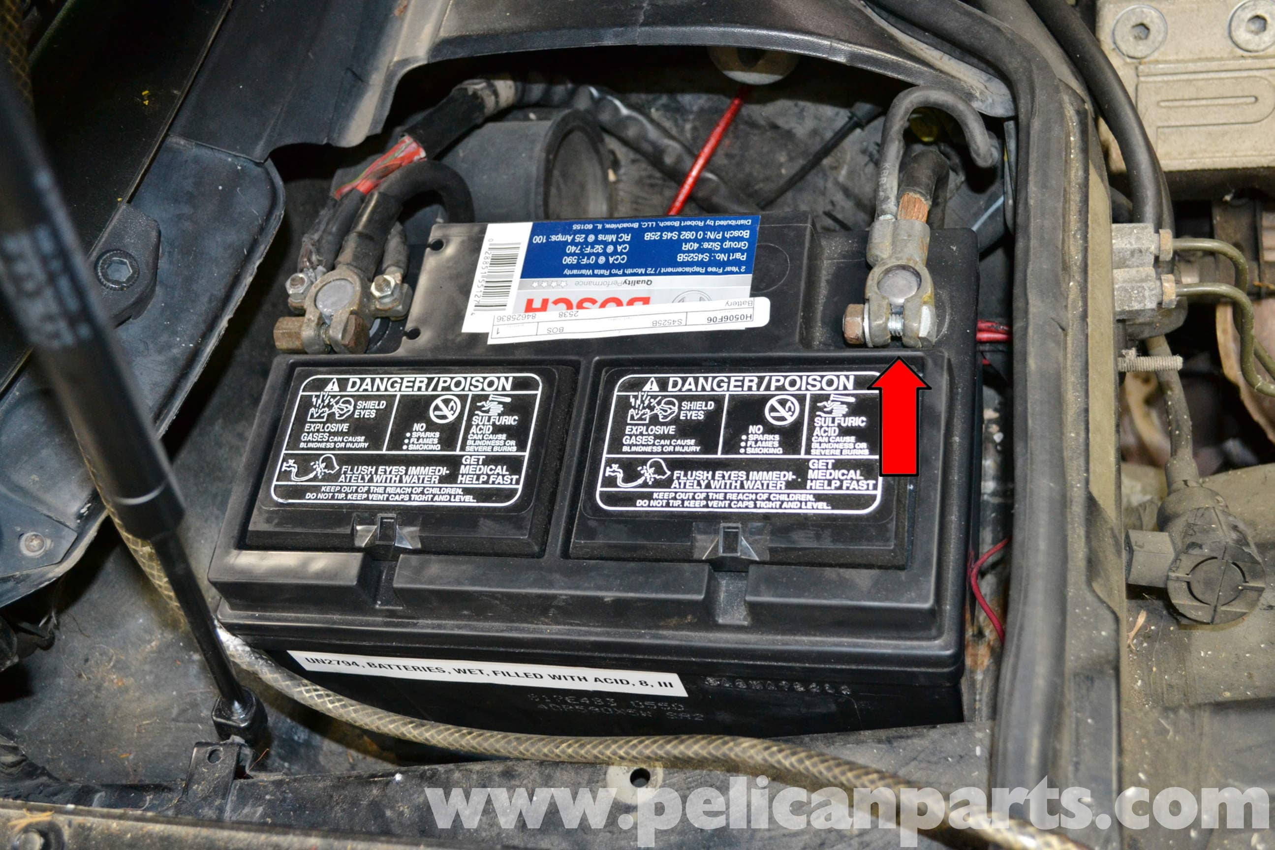Porsche 944 Turbo Coil Testing And Replacement 1986 1991 Pelican 1984 Fuse Diagram Large Image Extra