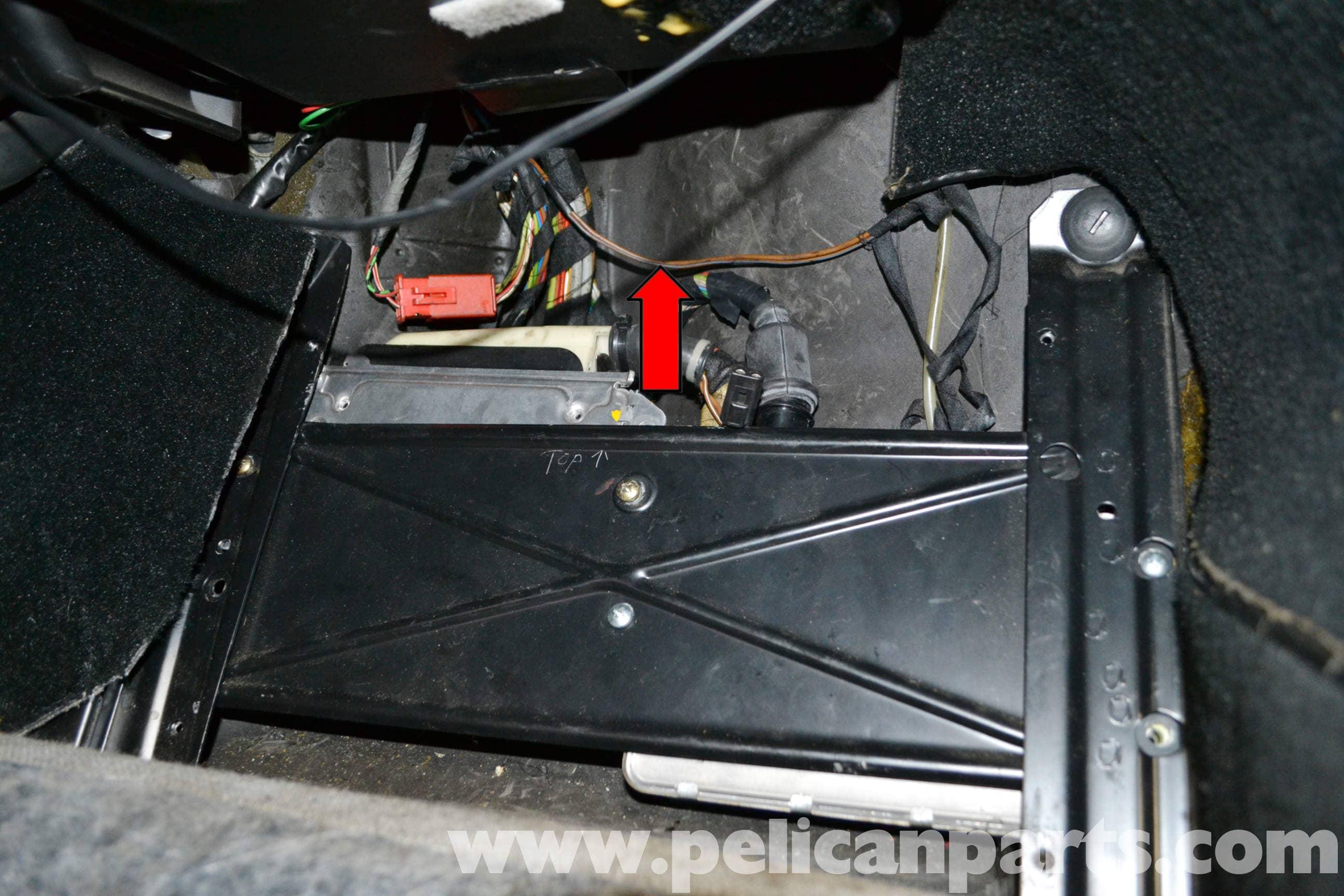 Porsche 944 Turbo Alarm System Troubleshooting  1986