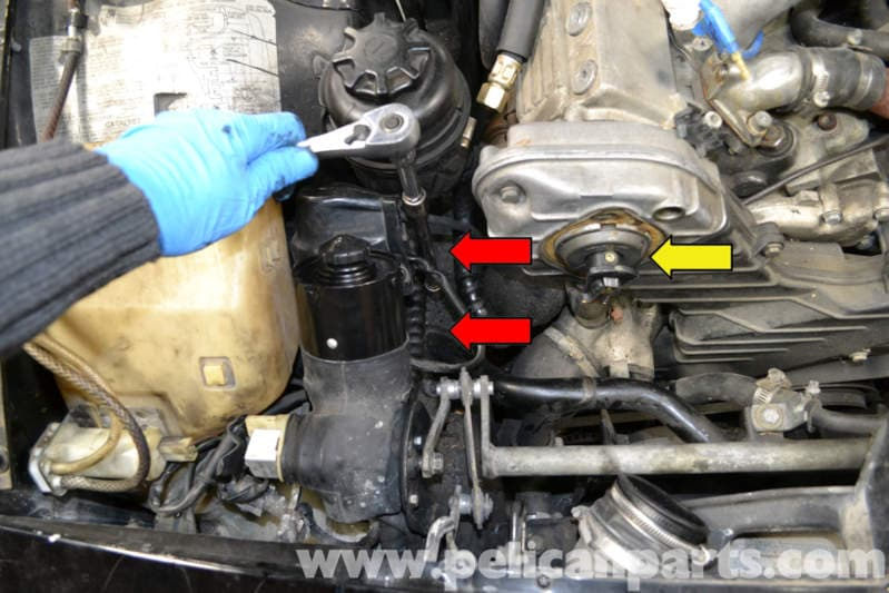 Well Ford Focus Fuel Pump Removal On 1991 Mustang Fuel Line Diagram