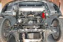 With the vehicle safely raised and the under engine tray removed, you will need to drain the coolant from the radiator.