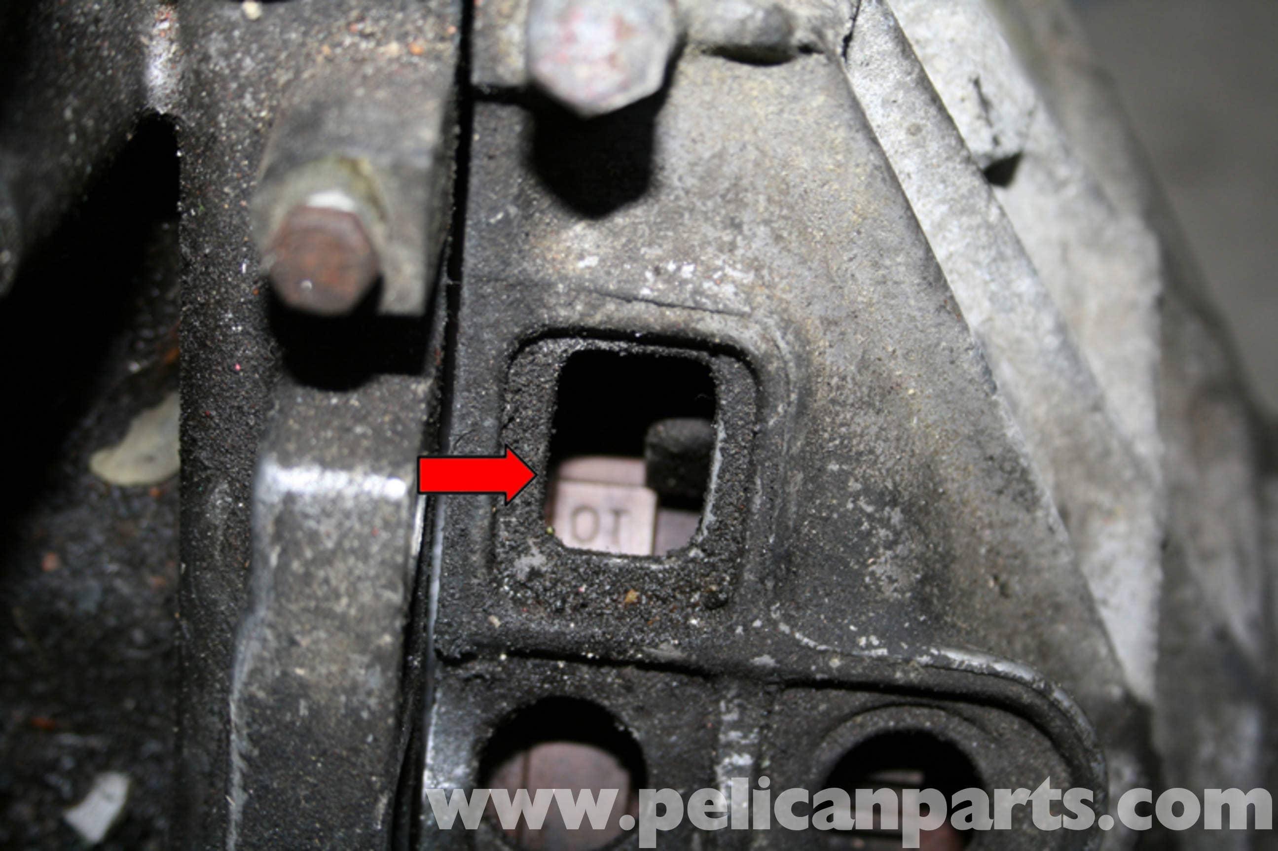 Porsche 944 Turbo Balance Shaft Belt Replacement (1986-1991) | Pelican Parts DIY Maintenance Article