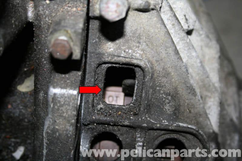 Porsche 944 Turbo Balance Shaft Belt Replacement 1986