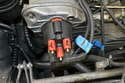 You will need to remove the distributor cap; please see our article on spark plug wire and distributor cap replacement.