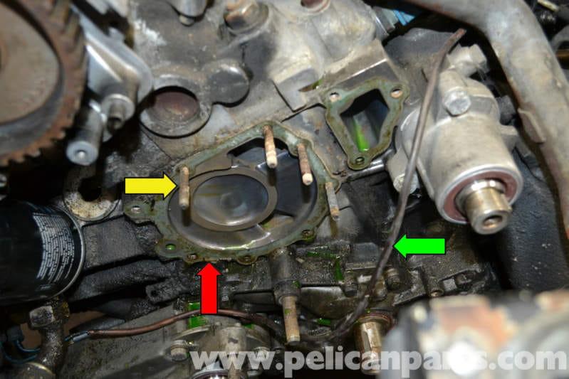 Porsche 944 Turbo Water Pump Replacement 1986 1991