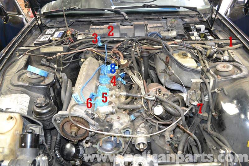 944 turbo engine diagram enthusiast wiring diagrams u2022 rh rasalibre co 1988 Porsche 944 Turbo S 1988 Porsche 944 Turbo S