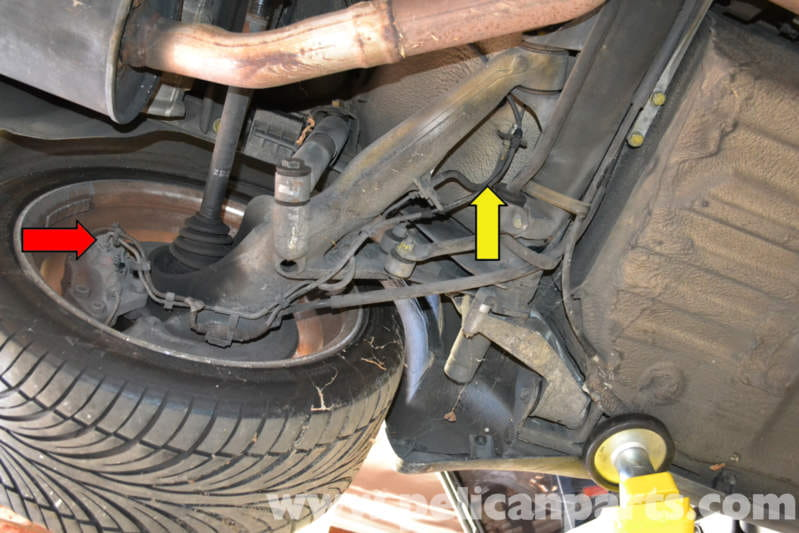 Brake Line Replacement Importance : Porsche turbo brake line replacement