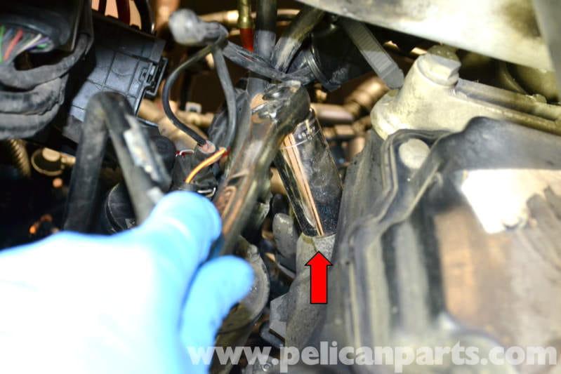Volkswagen Golf GTI Mk IV Reverse Light Switch Replacement ...