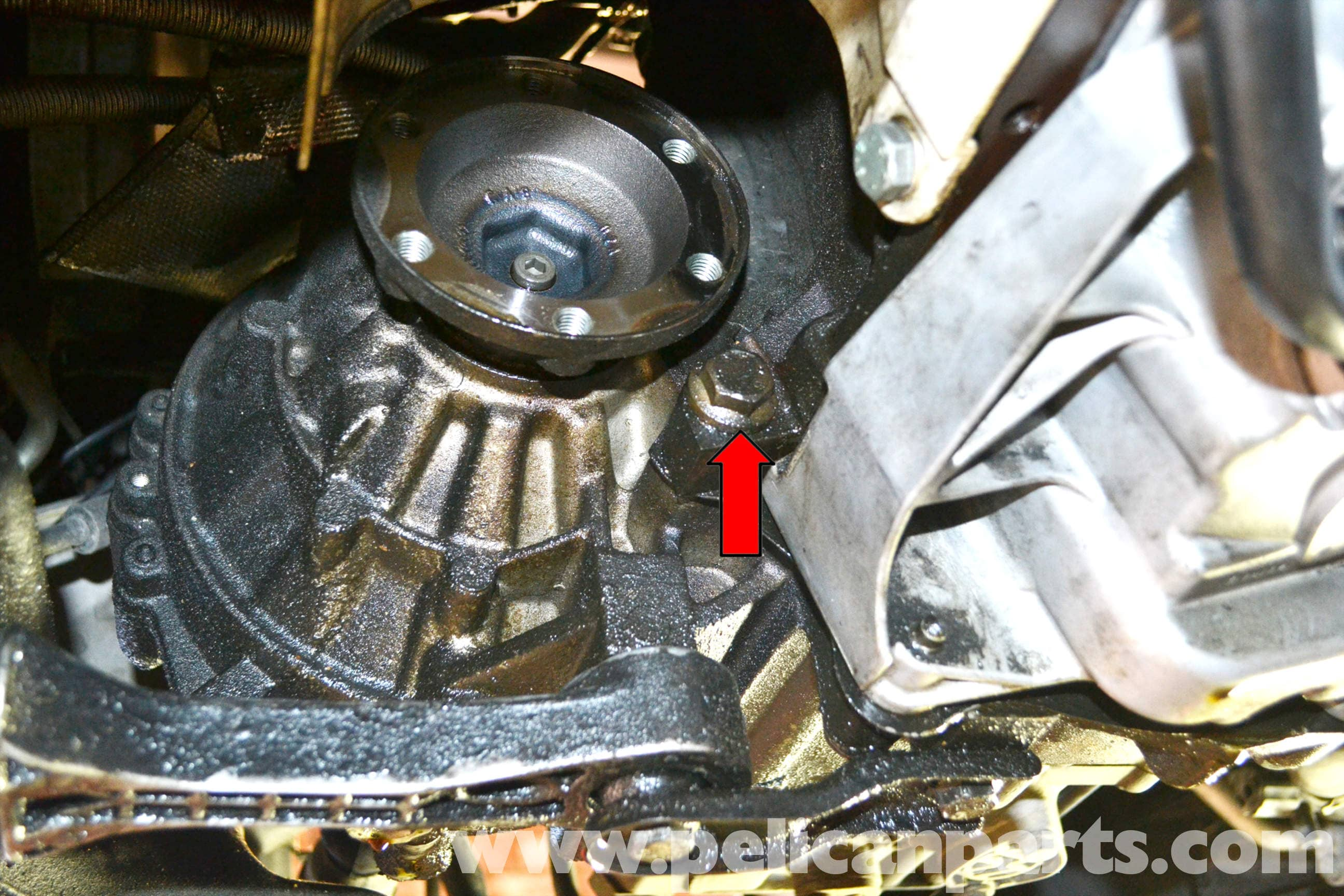 Volkswagen Golf GTI Mk IV Manual Transmission Removal (1999-2005