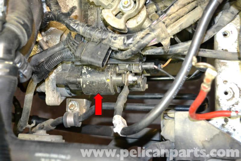 Volkswagen Golf Gti Mk Iv Manual Transmission Removal