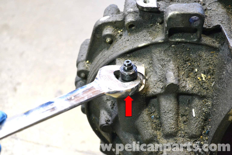 Volkswagen Golf Gti Mk Iv Speedometer Sensor Replacement