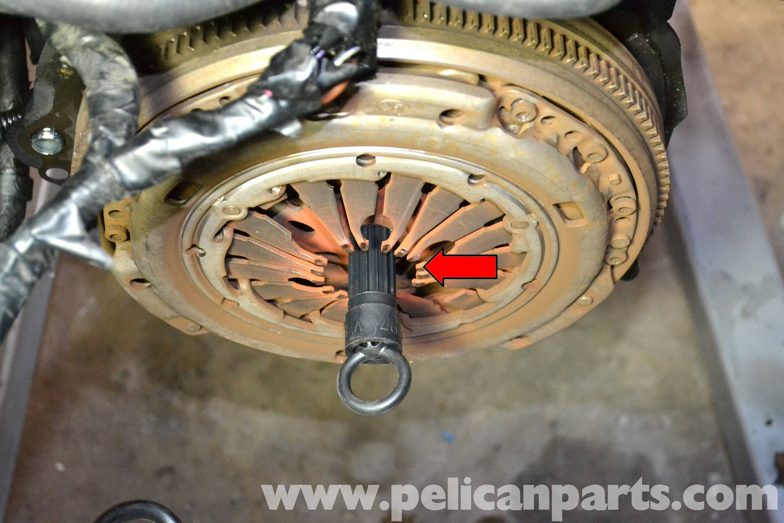 Pic on Vw Beetle Transmission Swap