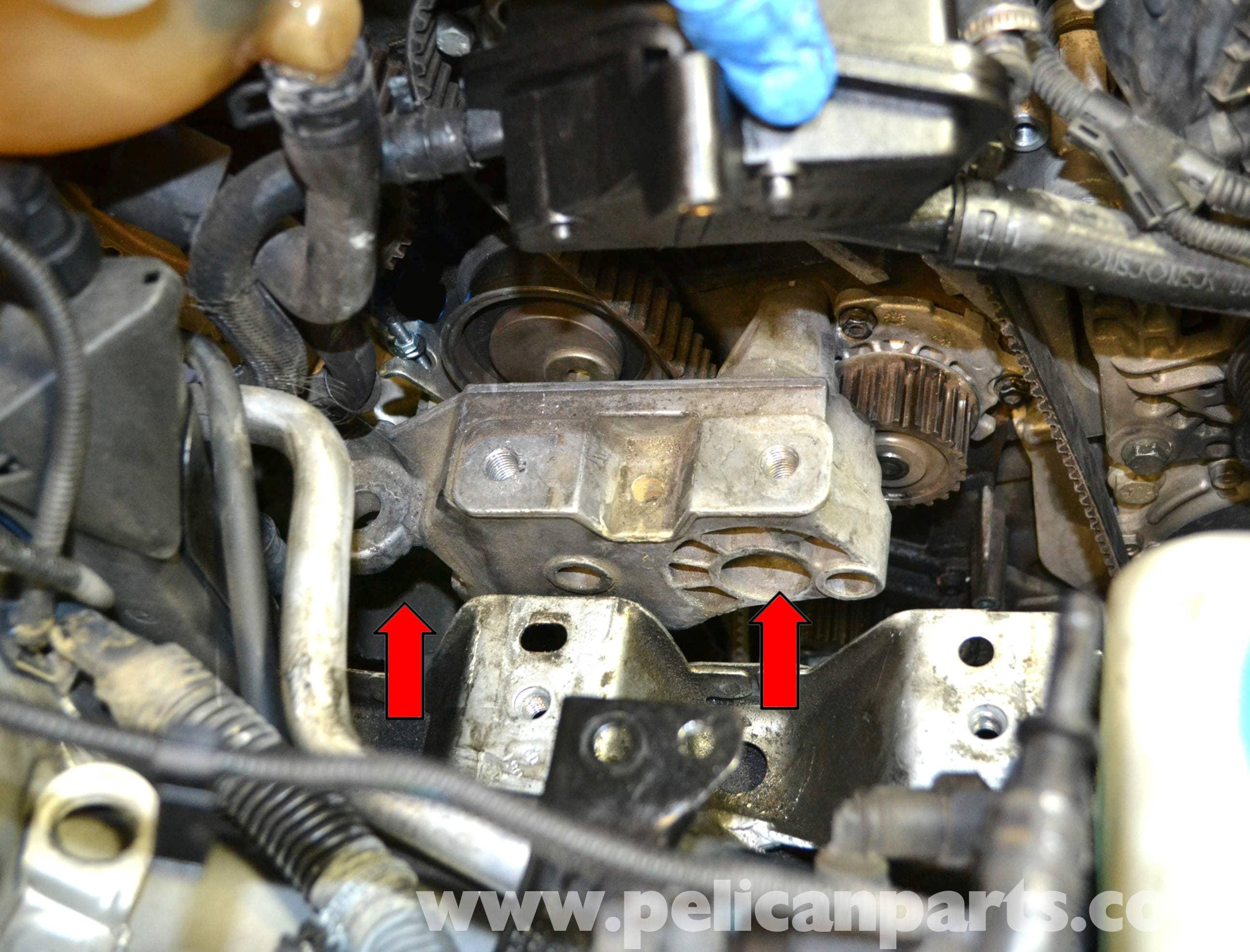 Volkswagen Golf GTI Mk IV Engine Mount Replacement (1999-2005) - Pelican  Parts DIY Maintenance Article | Vr6 Engine Diagram Engine Mount |  | Pelican Parts