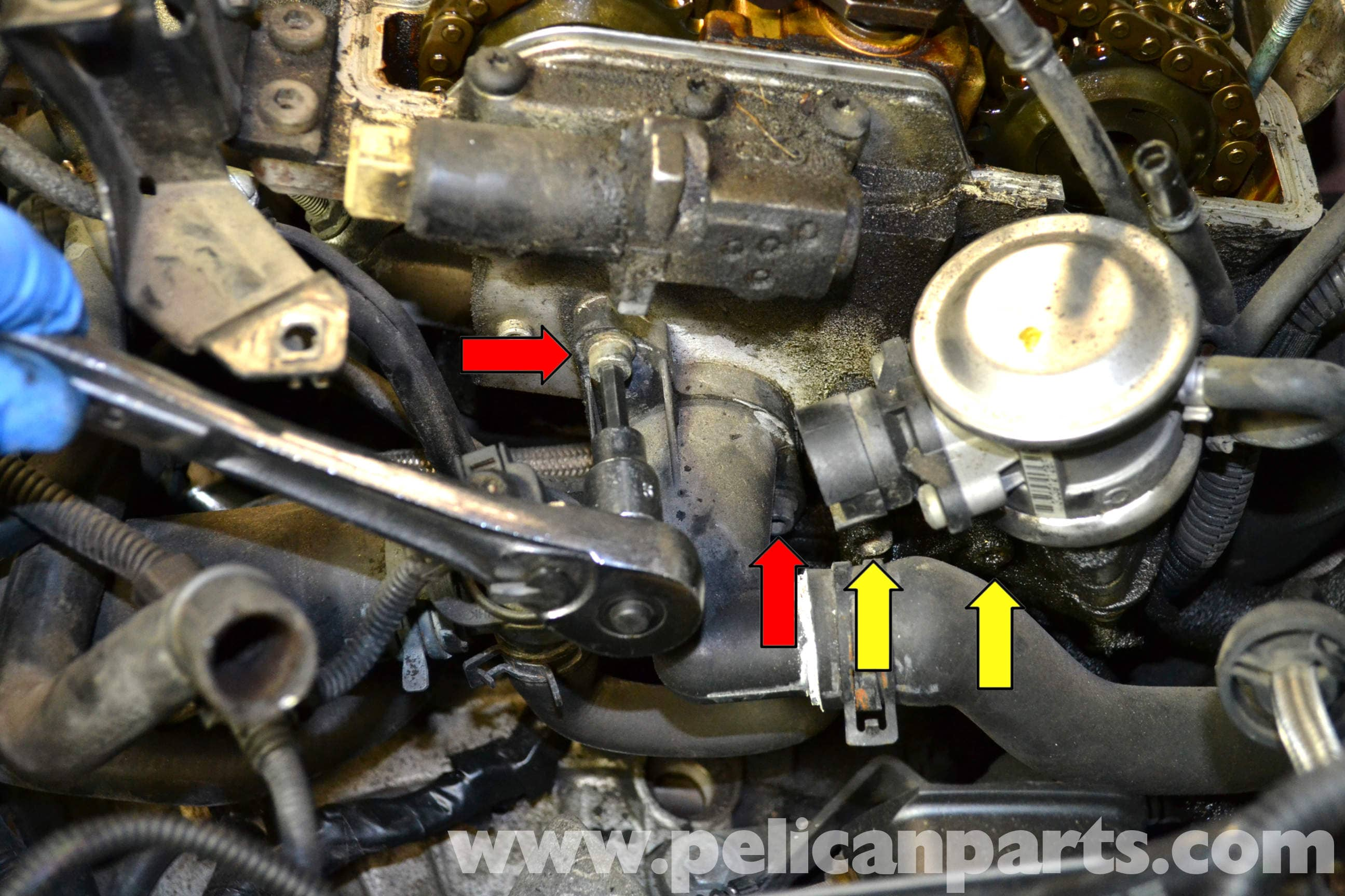 Volkswagen    Golf GTI Mk IV Head Gasket Replacement  19992005   Pelican Parts DIY Maintenance
