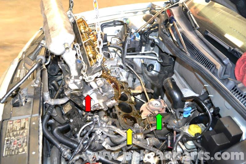 Volkswagen Golf GTI Mk IV Head Gasket Replacement (1999-2005