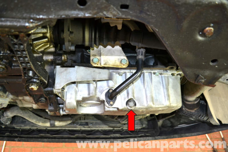Volkswagen golf gti mk iv oil change 1999 2005 pelican for Where can i drop off used motor oil