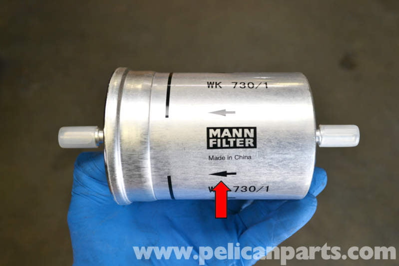 volkswagen golf gti mk iv fuel filter replacement 1999 push mower fuel filter