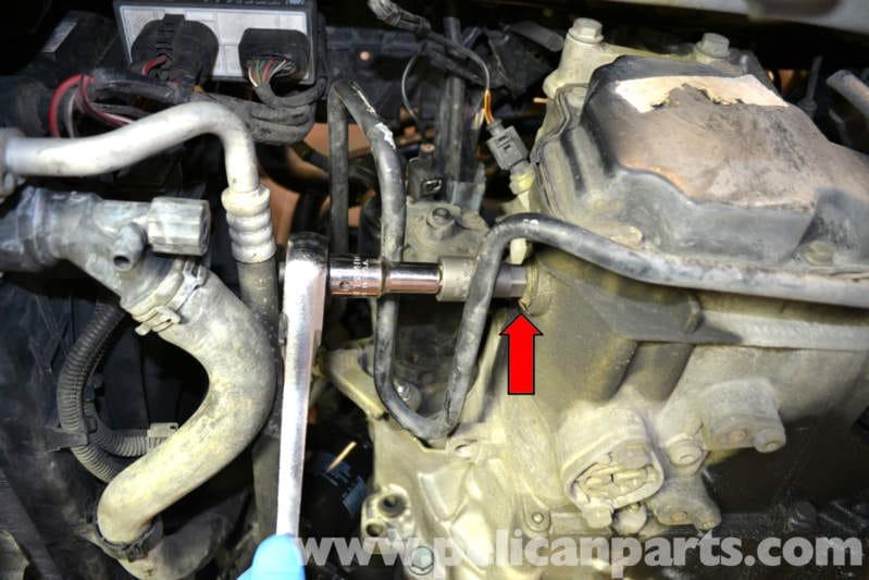 Volkswagen Golf Gti Mk Iv Manual Transmission Fluid Change
