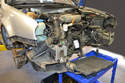 Before you put everything back together you might want to give some thought to doing any other jobs on the car where you would have limited access to the front of the engine.