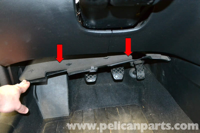 Volkswagen Golf Gti Mk Iv Brake Light Switch Replacement